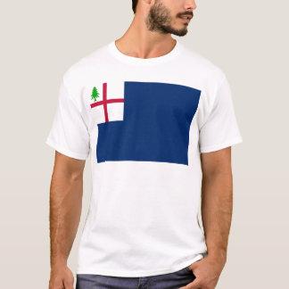 American Revolution Battle of Bunker Hill Flag T-Shirt
