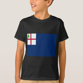 American Revolution Battle of Bunker Hill Flag T-Shirt