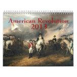 American Revolution Calendar
