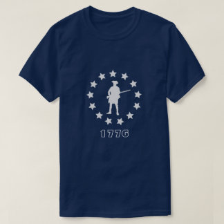 American Revolution - Colonial Soldier 1776 T-Shirt
