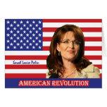 American Revolution Greeting Card