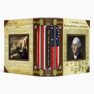 American Revolution Research Binder