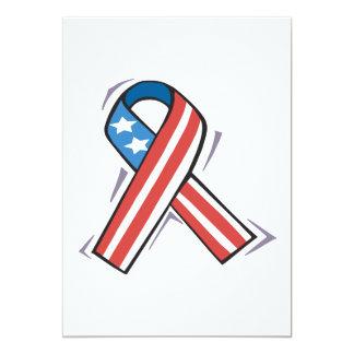 American Ribbon Card