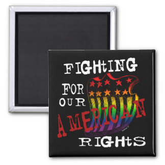 American Rights B Magnet