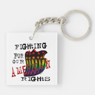 American Rights Keychains