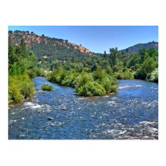 American River III Postcard