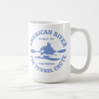 American River (kayak) Coffee Mug