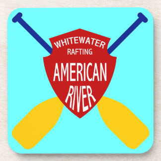 American River Whitewater Rafting Coaster
