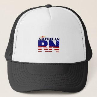 American RN Trucker Hat