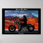 American Road Series  Posters
