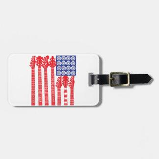 American Rock Bag Tag