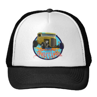 American Rod Trucker Hat