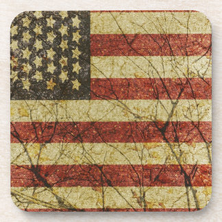 American Roots Drink Coaster
