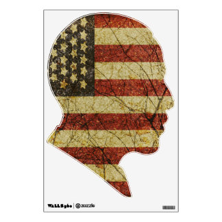 American Roots Wall Decal