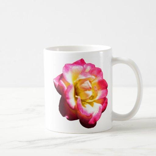 American Rose Society Miniature 038 Classic White Coffee Mug