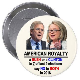 American Royalty Button