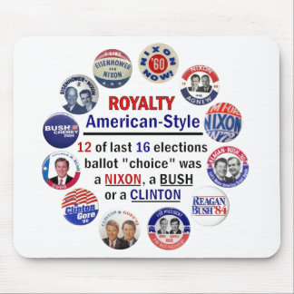 American Royalty Mouse Pad