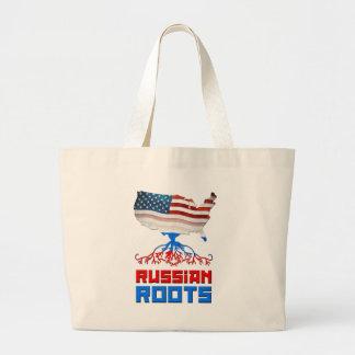 American Russian Roots Bag