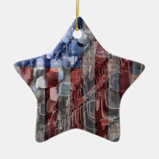 American Sacrifice Ornament