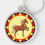 American Saddlebred Champion Keychain