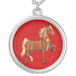 American Saddlebred Champion Necklace