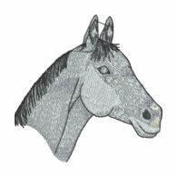 American Saddlebred Embroidered Jacket