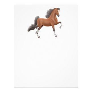 American Saddlebred Flyer