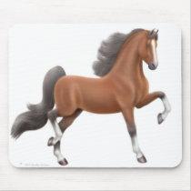 American Saddlebred Horse Mousepad