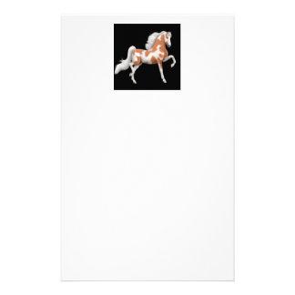 American Saddlebred Horse Stationery