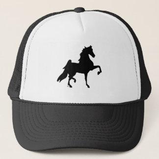 American Saddlebred Horse Trucker Hat