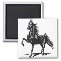 American Saddlebred Magnet