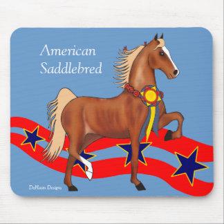 American Saddlebred Mousepad