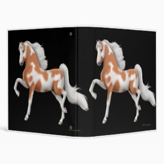 American Saddlebred Paint Horse Avery Binder