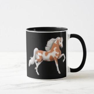 American Saddlebred Paint Horse Mug