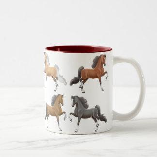 American Saddlebreds Mug