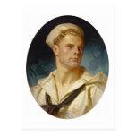 American Sailor by Joseph Leyendecker Postcard