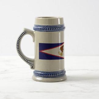 american samoa beer stein