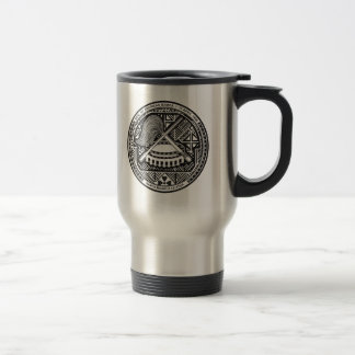 American Samoa Coat of Arms detail Coffee Mug