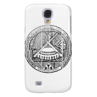 American Samoa Coat Of Arms Galaxy S4 Cover