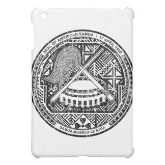 American Samoa Coat Of Arms iPad Mini Cover