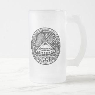 American Samoa Coat Of Arms Mug