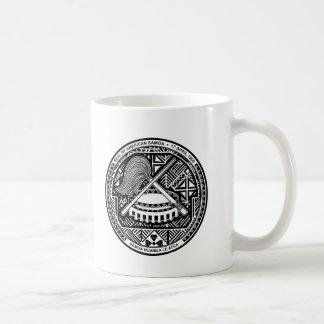 American Samoa Coat of Arms Mugs