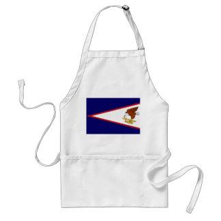 American Samoa Flag Adult Apron