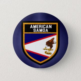 American Samoa Flag Button