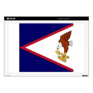American Samoa Flag Laptop Decals