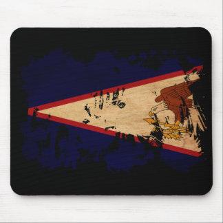 American Samoa Flag Mouse Pad
