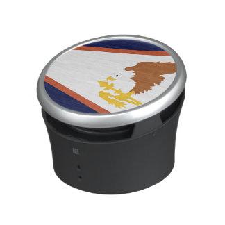 AMERICAN SAMOA FLAG BLUETOOTH SPEAKER