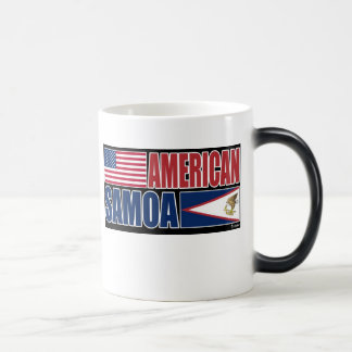 American Samoa Magic Mug