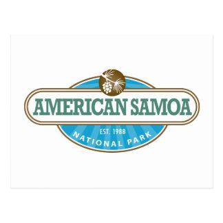 American Samoa National Park Postcards