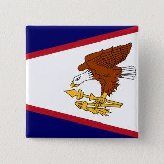 american samoa pinback button